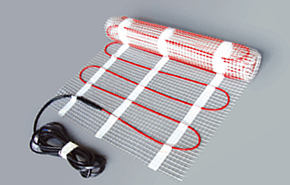 150W/㎡ FeelWarm Ultra Thin Underfloor Heating Mat System