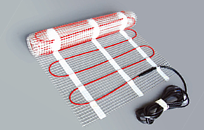 180W/㎡ FeelWarm Ultra Thin Underfloor Heating Mat System1